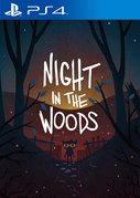 Cover zu Night in the Woods - PlayStation 4