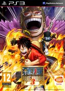 Cover zu One Piece Pirate Warriors 3 - PlayStation 3