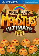 Cover zu Pixeljunk Monsters Ultimate - PS Vita