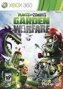 Cover zu Plants vs. Zombies: Garden Warfare - Xbox 360