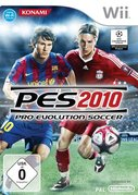 Cover zu Pro Evolution Soccer 2010 - Wii