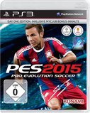 Cover zu Pro Evolution Soccer 2015 - PlayStation 3