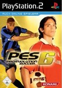 Cover zu Pro Evolution Soccer 6 - PlayStation 2