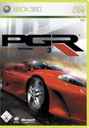 Cover zu Project Gotham Racing 3 - Xbox 360