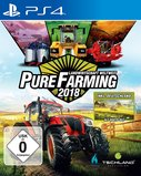 Cover zu Pure Farming 2018 - PlayStation 4