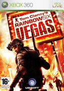 Cover zu Rainbow Six: Vegas - Xbox 360