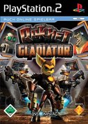 Cover zu Ratchet: Gladiator - PlayStation 2