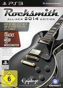 Cover zu Rocksmith 2014 - PlayStation 3