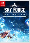 Cover zu Sky Force Reloaded - Nintendo Switch