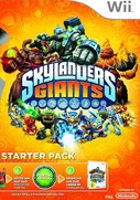 Cover zu Skylanders Giants - Wii