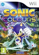 Cover zu Sonic Colours - Wii
