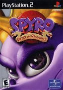 Cover zu Spyro: Enter the Dragonfly - PlayStation 2