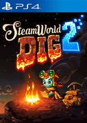 Cover zu Steamworld Dig 2 - PlayStation 4