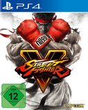 Cover zu Street Fighter 5 - PlayStation 4