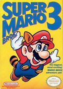 Cover zu Super Mario Bros. 3 - NES
