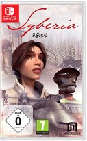 Cover zu Syberia - Nintendo Switch
