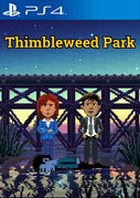 Cover zu Thimbleweed Park - PlayStation 4