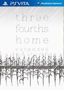 Cover zu Three Fourths Home: Extended Edition - PS Vita