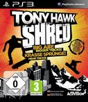 Cover zu Tony Hawk: Shred - PlayStation 3