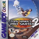 Cover zu Tony Hawk's Pro Skater 2 - Game Boy Color