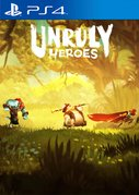 Cover zu Unruly Heroes - PlayStation 4