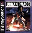 Cover zu Urban Chaos - PlayStation