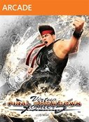 Cover zu Virtua Fighter 5: Final Showdown - Xbox Live Arcade