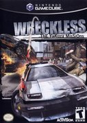 Cover zu Wreckless: The Yakuza Missions - GameCube