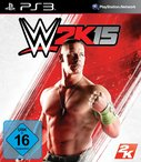 Cover zu WWE 2K15 - PlayStation 3