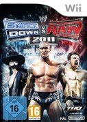 Cover zu WWE SmackDown vs. Raw 2011 - Wii