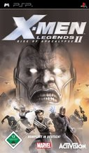 Cover zu X-Men Legends II: Rise of Apocalypse - PSP