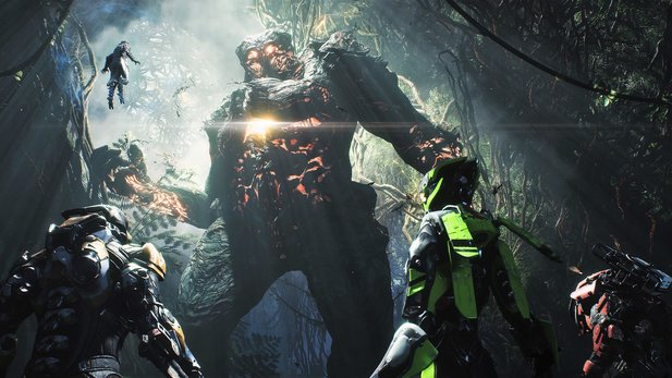 Anthem bietet sogenannte Agent Missions, World Events und Freeplay.