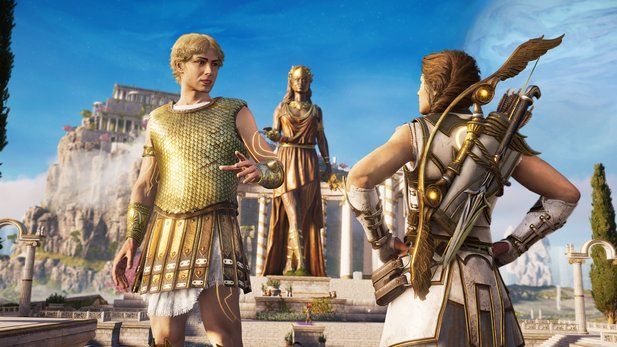 Assassin's Creed: Odyssey Patch 1.5.1 ist da.