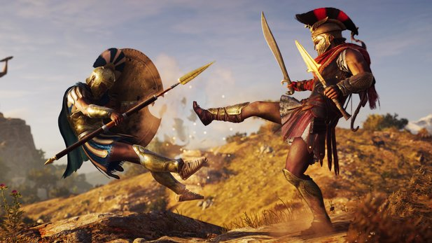 Assassin's Creed: Odyssey verspricht ein spannendes Wanted-System.
