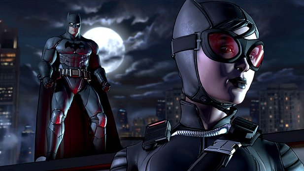 Batman - The Telltale Series - Gameplay-Trailer: Das ist das neue Batman-Adventure