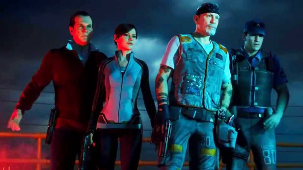 Call of Duty: Advanced Warfare - Gameplay-Trailer stellt Zombie-Heldentruppe vor
