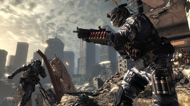Call of Duty: Ghosts - Trailer zum Multiplayer-Modus