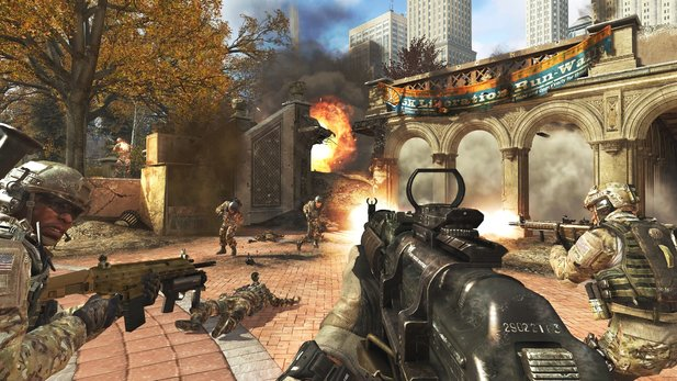 Call of Duty: Modern Warfare 3 hat 20 Millionen aktive Spieler.