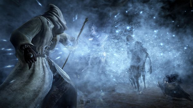 Dark Souls 3 - Ankündigungs-Trailer zum DLC »Ashes of Ariandel«