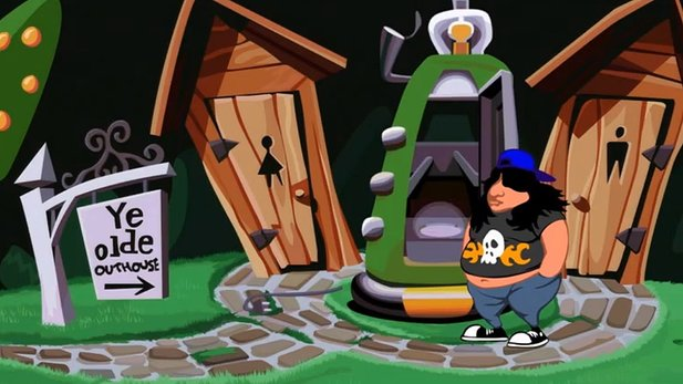 Day of the Tentacle Remastered - Tim Schaefer zeigt die Adventure-Neuauflage