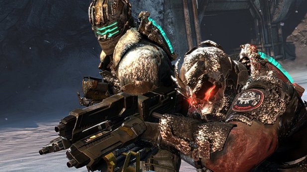 Test-Video von Dead Space 3