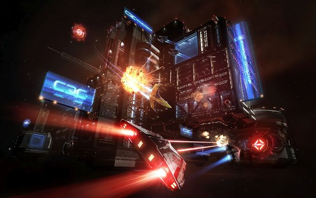 Elite: Dangerous - Testvideo zur Xbox-One-Version