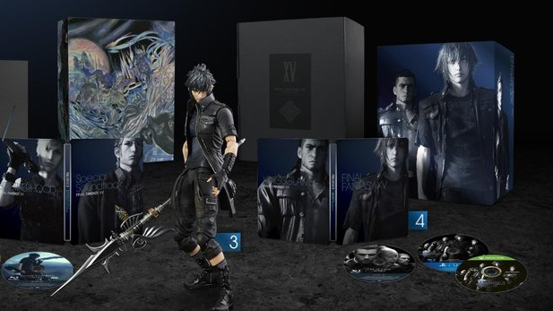 Final Fantasy 15 - Ultimate Collector's Edition