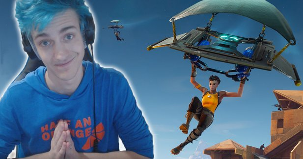 Twitch-Streamer Ninja mag Fortnite lieber als PUBG
