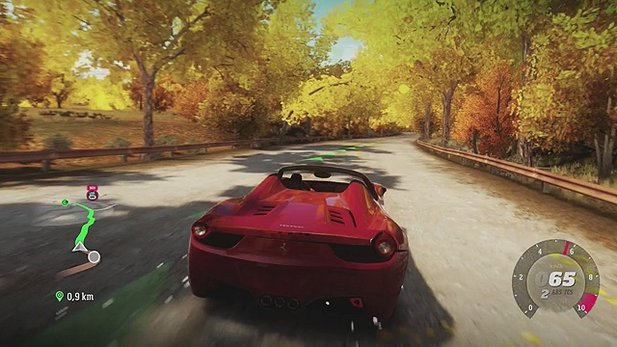 Forza Horizon - Test-Video ansehen