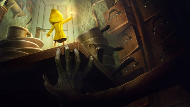 Little Nightmares kommt für Nintendo Switch.