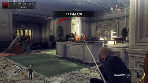 Ein Patch behebt die Savegame-Problematik in Hitman: Absolution.