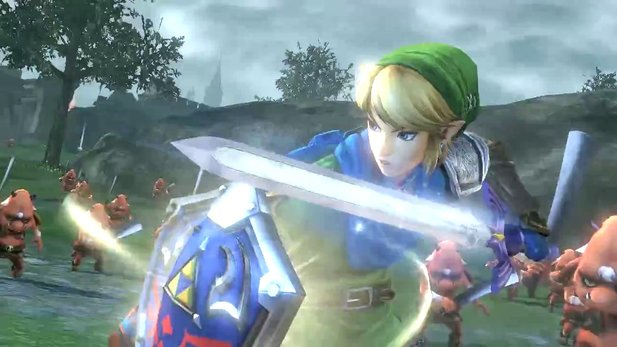 Hyrule Warriors - Gameplay-Trailer zeigt Features und Charaktere