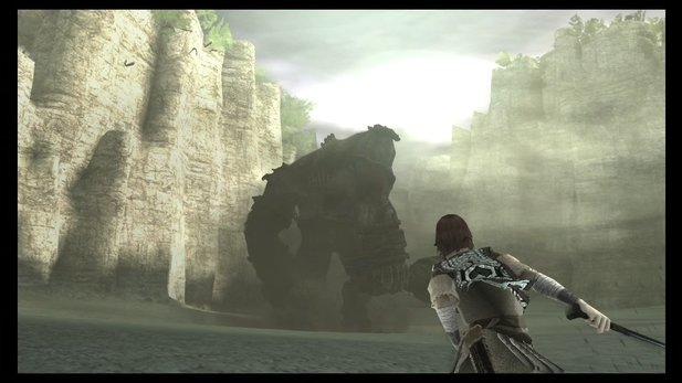 Kenji Kaido arbeitete unter anderem an Shadow of the Colossus.
