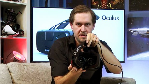 Oculus Rift Development Kit 2 - Unboxing-Video zur neuen Version der VR-Brille